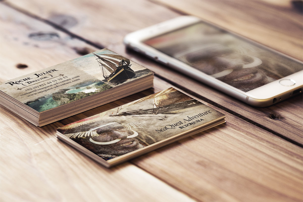 Seaquest Adventure — Bali website & graphic design, mobile app ...